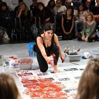 Performance: Zehra Dogan. Il tempo delle farfalle