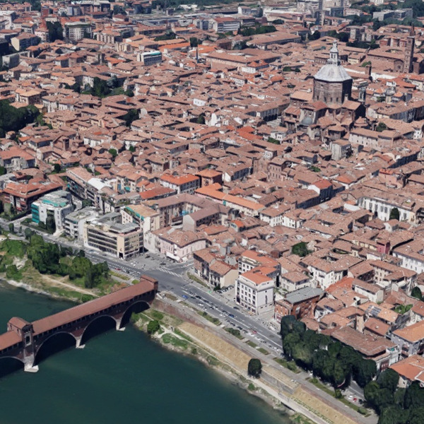 "Tour: ""Zoom su Pavia Romana in digitale"""
