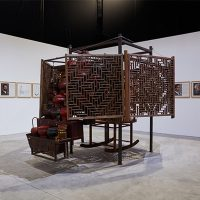 Between the seen and the unseen. A conversation on the work of Chen Zhen