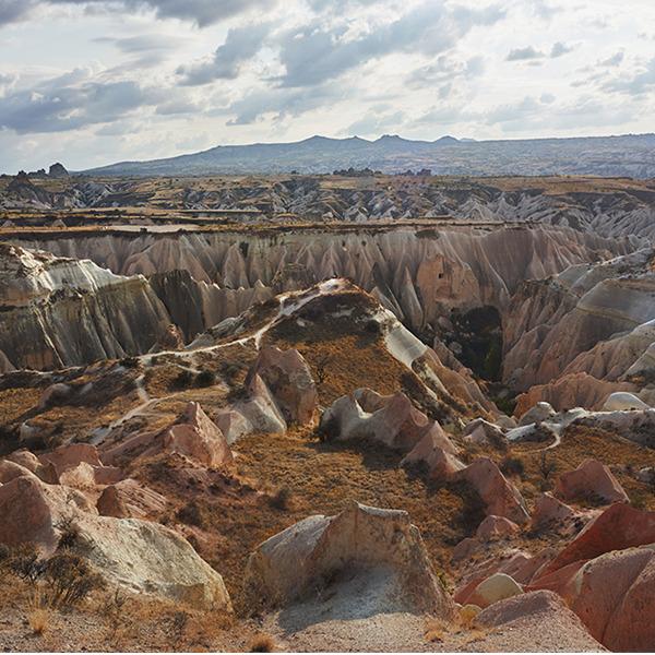 """Ciclo di incontri: """"Güllüdere e Kizilçukur: la Valle delle Rose e la Valle Rossa in Cappadocia"""""""