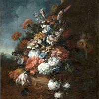Fiori dipinti del Seicento napoletano nelle collezioni di Palazzo Pretorio e della Fondazione De Vito