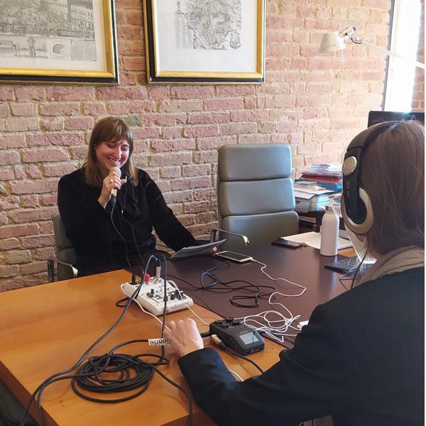 I musei senesi parlano di contemporaneo... alla radio