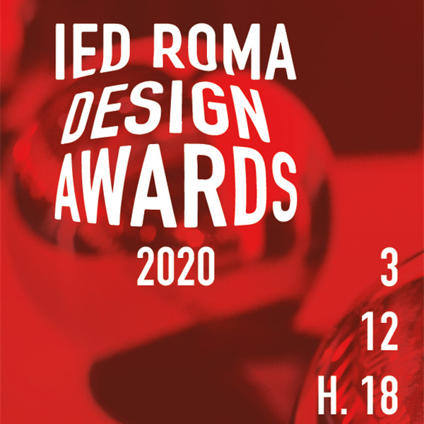IED Roma Design Awards 2020: i vincitori