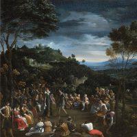 """La """"Danza campestre"""" attribuito a Guido Reni e ritorna a fare parte della collezione della Galleria Borghese"""