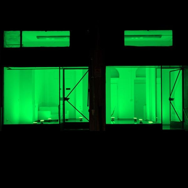 Light Mood: l'installazione di Vittorio Corsini che traduce in colori le emozioni degli italiani su Twitter