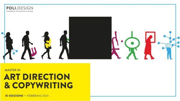 Master in Art Direction & Copywriting del Politecnico di Milano