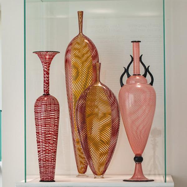 """Venezia e lo Studio Glass Americano. Visita alla mostra """"Le stanze del vetro"""""""