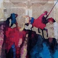 Virgilio Patarini. Don Chisciotte e altre storie