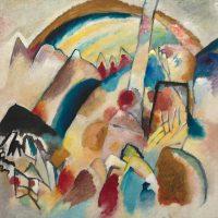 """Vis-à-vis"": Caravaggio incontra Kandinsky"