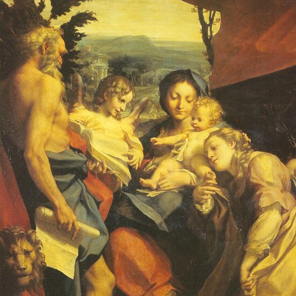 Art Night - Correggio e Parmigianino su Rai 5