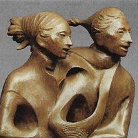 Harry Marinsky. I bronzi della Versilia