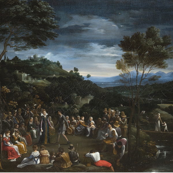 Il programma espositivo della Galleria Borghese