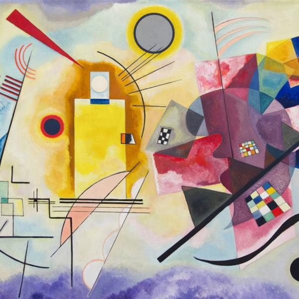 Lezione di storia dell'arte: Wassily Kandinsky