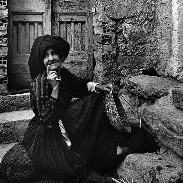 Lisetta Carmi. Voci allegre nel buio - Fotografie in Sardegna 1962-1976