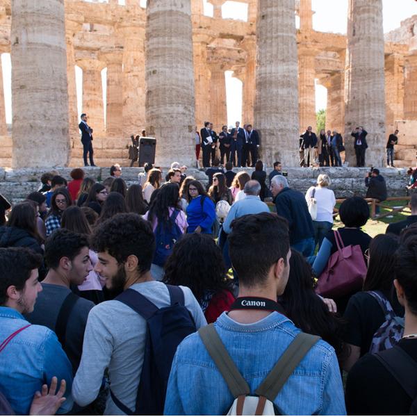 Turismo archeologico e giovani: il progetto di ricerca delle Università di Salerno, Milano Bicocca e Londra con la BMTA