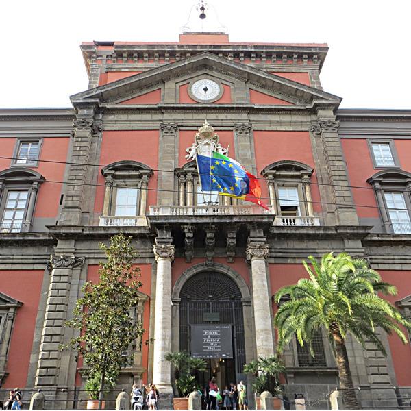 Un anno all'insegna dell'innovazione e della tecnologia per il MANN Museo Archeologico Nazionale di Napoli
