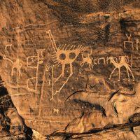 Alula - Journey through time. Foto di Robert Polidori