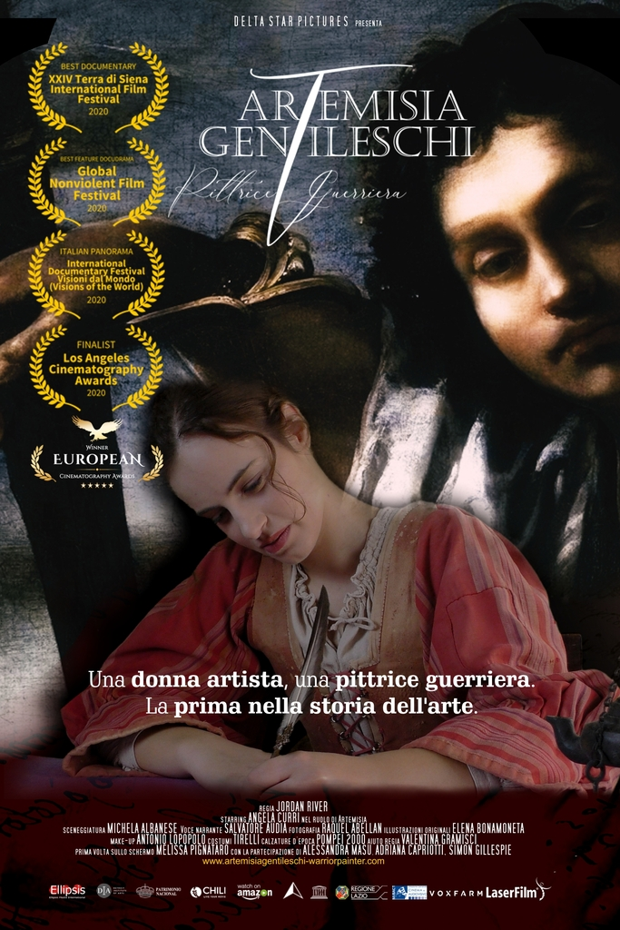"""Artemisia Gentileschi, pittrice guerriera"" disponibile in streaming su VatiVision"