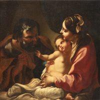 """Dono d'amore. In mostra la """"Sacra Famiglia"""" di Maria Callas"""