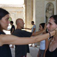 La trasmissione del gesto. Virgilio Sieni in dialogo con Pietro Gaglianò