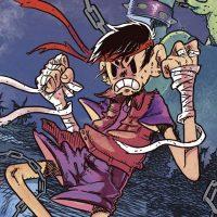 (Molti) bulli e (niente) pupe: Graveyard Kids, la graphic novel di Davide Minciaroni