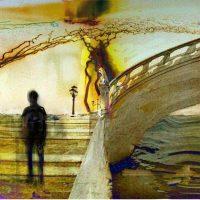 Vito Carta. Paesaggi fantastici e figure illusorie