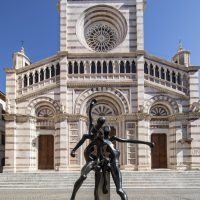 Dinamica. Le sculture monumentali di Sauro Cavallini