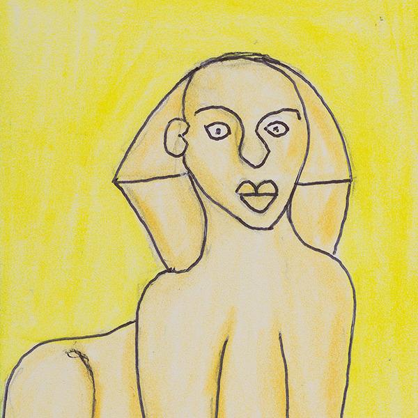 Frédéric Bruly Bouabrè. Arte alfabeto universale