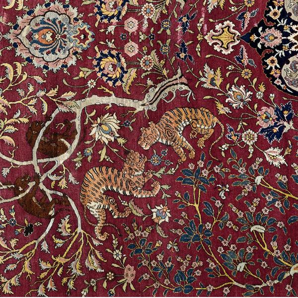 Il tappeto delle tigri - Conferenza di Federica Manoli