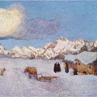 Lezioni di storia dell'arte: Giovanni Segantini