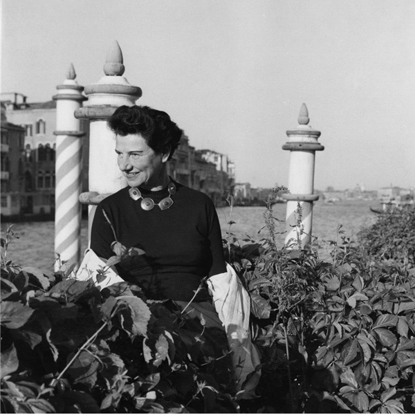 Peggy Guggenheim e le donne moderne. Incontro con Gražina Subelytė