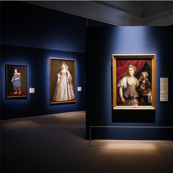 """Visite guidate online alla mostra """"Le Signore dell'Arte"""""""