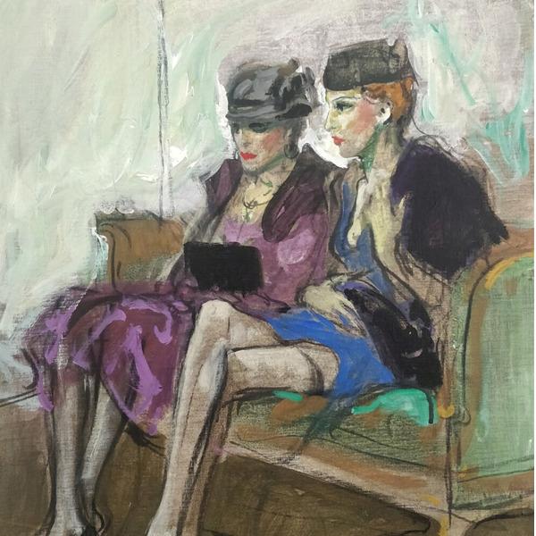 """Alberto Sughi: pittore della """"solitudine"""" e della società liquida contemporanea"""
