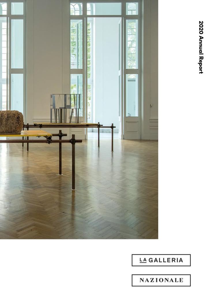 È online il report annuale della Galleria Nazionale 2020