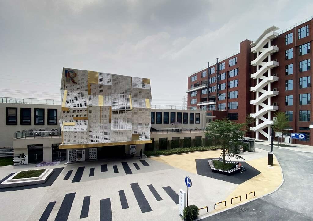 Apre al pubblico il Pearl River Piano Cultural Park progettato dal Politecnico di Torino