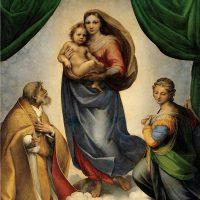 La Madonna Sistina e la rivoluzione dell'immagine di Raffaello