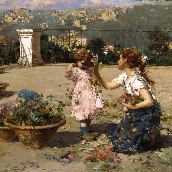 Lezioni di storia dell'arte: Vincenzo Irolli