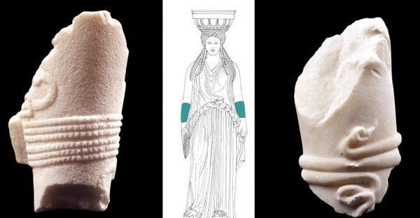 L'iconografia del potere: gli ornamenti delle donne di Carie del Foro di Augusto
