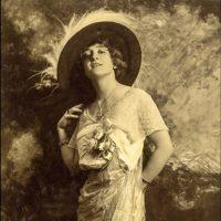 Lyda Borelli attrice di cinema e teatro