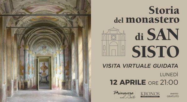 Storia del Monastero di San Sisto - Visita virtuale guidata
