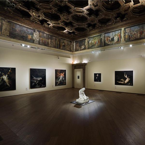"""Visite guidate alla mostra """"Sfregi"""" di Nicola Samorì"""
