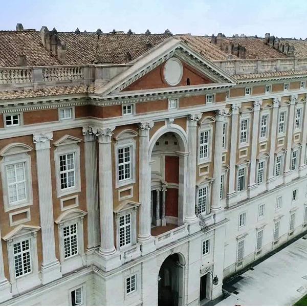 Bando per l'ampliamento offerta museale della Reggia di Caserta