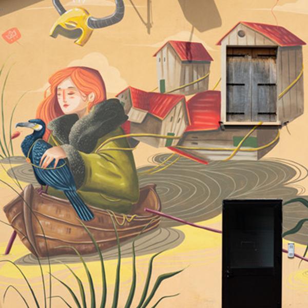 DeltArte - Museo diffuso di street art