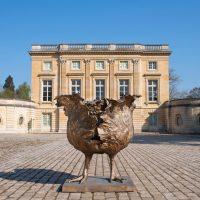 Les Lalanne à Trianon