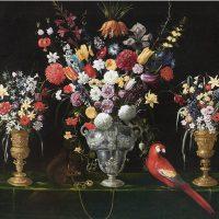 Meraviglioso! Un capolavoro fiorito del barocco europeo