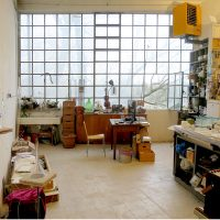 Roma città aperta - Visite guidate agli studi d'artista