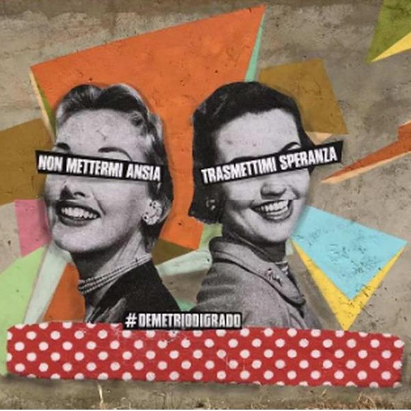 Workshop di Collage Art con Demetrio di Grado