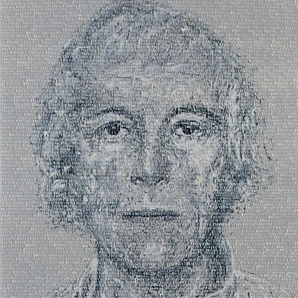 Andreas Luethi. Tribute to Roman Opalka