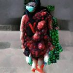 Expo 3d: Lorenzo Romagna. The sublime beauty of viruses