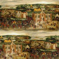 Il Campo del Drappo d'Oro digitale (1520-2021). Conferenza di Isabelle Paresys